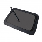 Huion H690 USB 1.1 Portable Illustration Tablet w/ 3 Shortcut Keys - Black