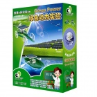 Explore Kid EK-4352 Green Solar Power Assembly Toys - Green + White