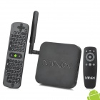 US MINIX NEO X7+RC11 Quad Core Android 4.2.2 TV Player w/ WiFi Antenna/Air mouse - Black
