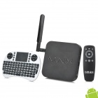 MINIX NEO X7 + Rii i8 Air Mouse Android 4.2.2 Quad-Core Google TV Player w/ 2GB RAM / 16GB ROM