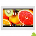 "SOSOON X11 Quad-Core II 10.1"" Android 4.2.2 Tablet PC w/ 1GB RAM / 16GB ROM / HDMI - Silver + White"