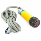 E3F-DS30C4 Optoelectronic Switch - Grey + Yellow + Black (DC 6~36V / 100cm-Cable)