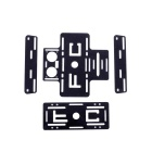 FPV Anti-Vibration Multifunction Landing Gear Kit for DJI F450 F550