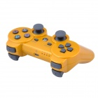 Vigrand Wireless Bluetooth Dual-Shock 6-Axis Game Controller for Playstation3 PS3 - Golden