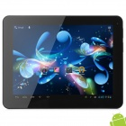 "Vido N90 9.7"" IPS Dual Core Android 4.1 Tablet PC w/ 1GB RAM / 16GB ROM - White + Black"