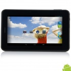 "M99 7.0"" Android 4.1.2 Dual-Core Tablet PC w/ 8GB ROM, 1GB RAM, Wi-Fi, Dual Camera - Black + Orange"
