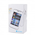 "MP991 (sphs on hsdroid) Android 2.3.5 GSM Bar Phone w/ 4.0"", Wi-Fi and Quad-Band - White + Red"