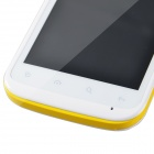 "MP991 (sphs on hsdroid) Android 2.3.5 GSM Bar Phone w/ 4.0"", Wi-Fi and Quad-Band - White + Yellow"