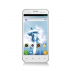 "100% 100AS MSM 8625Q Quad Core Android 4.1 Smart Phone w / 4,5 ""Kapazitive + Kamera + GPS - Weiß"
