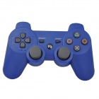 Vigrand drahtlose Bluetooth Dual-Shock-Six-Axis-Game-Controller für Playstation3 PS3 - Blau
