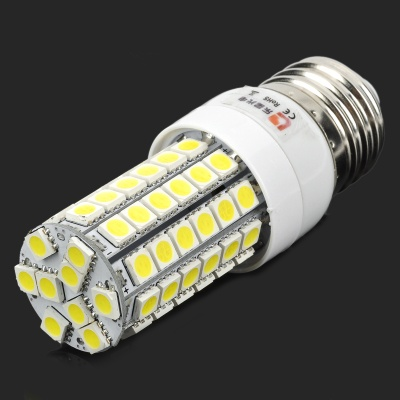 LeXing LX-YMD-004 E27 5W 500lm 7500K 69-SMD 5050 Cold White Light Bulb