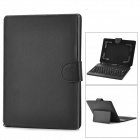 "Adjustable 80-Key USB Wired Keyboard Case w/ Stand for 7""~8"" Android Tablet PC - Black"