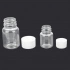 DIY PET Plastic Bottle (20 / 50ml, 2 PCS)