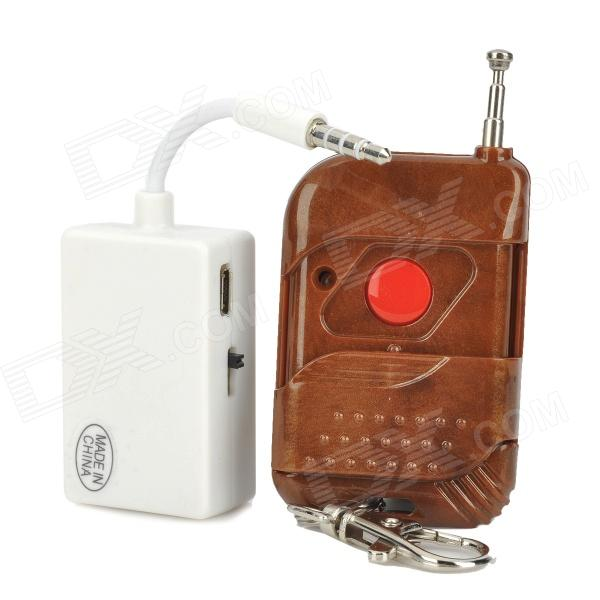 Wireless Cellphone Camera Shutter Remote Controller for Iphone / Ipad