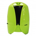 RuiQ SP101 Mini Bluetooth V2.1 Stereo Speaker w/ TF Slot / Microphone - Green + Black