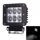 20 Degree Flood 24W 1920lm 6000K Working Light / Daytime Running / Off-Road Lamp w/ 6 x Cree XP-E