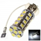 TZY 283 H3 4.5W 400Im 30-SMD 5050 LED White Light Car Headlamp - (12V)