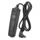 AE3214 Wired Remote Shutter Release for Canon 1D / 5DII / 5D / 7D / 50D / 40D / 30D - Black