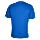 Naturehike-NH BD01-M Men's Stylish Round Neck Quick-dry Polyester Fiber T-shirt - Blue (L)