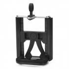 Universal Cellphone / Pocket Camera Bracket Clip w/ Holder - Black