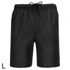 Free Soldier Stdk156 Outdoor Tactical Waterproof Quick-drying Beach Shorts for Men - Black (L)