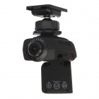 "AT90 1.5"" TFT Max. 5.0 MP CMOS 1080p Ultra Wide Angle Car DVR Camcorder w/ G-Sensor / TF - Black"