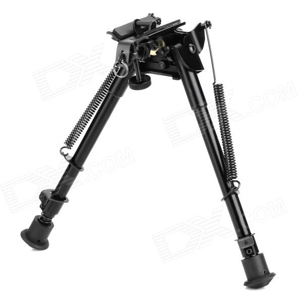 Hinged Base Bipod - Black (9~16 Inches)