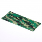 Multifunctional Outdoor Seamlessly Scarf - Green + Yellow + Black