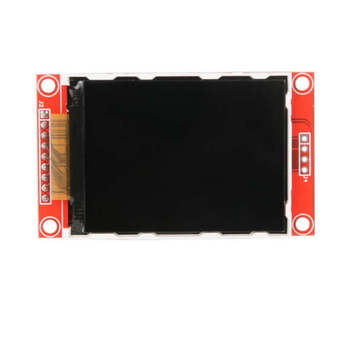 Elecfreaks TFT01-2.2SP 2.2 SPI 240 x 320 TFT LCD Module  for Arduino - Red + Black цена
