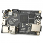 Cubieboard 1GB Cortex-A7 Allwinner A20 Dual-Core Development Board - Black + Silver