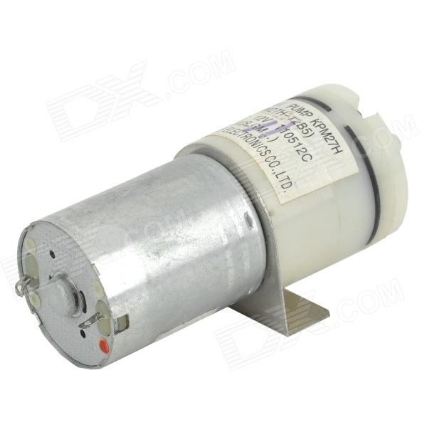 DD370 Mini Air / Blood Pressure Pump Motor - Silver + White