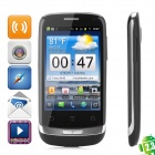 "2.3 WCDMA Huawei U8510 Bar Android Phone w / 3.2 ""écran capacitif, une connexion Wi-Fi et GPS"