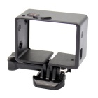Miniisw F-B Plastic Extension BacPac Frame Mount w/ Fast Assembling Plug for Gopro Hero 3 - Black