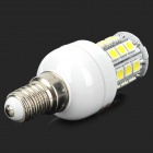 Lexin E14 4W 350lm 34-5050 SMD Cold White Light Corn Lamp