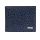 BEIDIERKE B016-204 High-Grade Head Layer Cowhide Wallet for Men - Blue