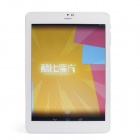 "CUBE U55GT 7.9 ""IPS Quad Core Android 4.2 Tablet PC w / 1GB RAM, 16GB ROM, 3G Anruf, GPS - Weiß"