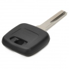 Replacement Remote Key Case for Volvo - Black + Silver