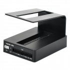 "Maiwo K303IS SATA + IDE 2.5"" / 3.5"" HDD Docking Station w/ US Plug External Power Adapter - Black"