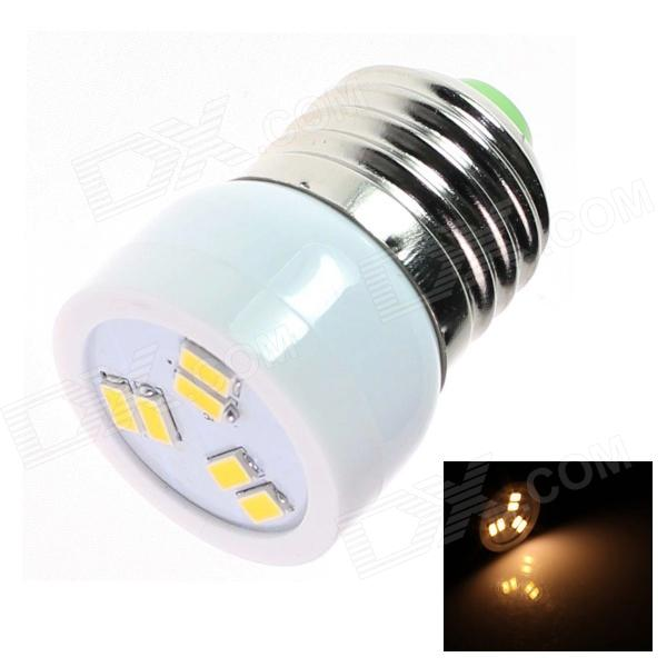 GCD QS8 E27 0.8943W 65.37lm 2750K 6-SMD 5630 LED Warm White Energy Saving Light Bulb (220~240V)