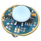 4-Mode Memory 1 / 3 XM-L LED Driver Board for Bicycle Flashlight - Blue