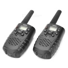 F667 462.MHz 22 каналов Walkie Talkie 2PCS набор (5KM диапазон)