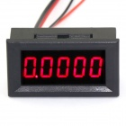 "0.36"" LED 5-Digital DC AMP Ampere / Electric Meter w/ Current Shunt Digital - Black (0~3A)"