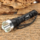 XiaoYingHao ZY-852 Cree XM-L T6 750lm 5-Mode White Flashlight - Black (1 x 18650)