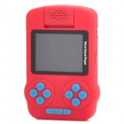"YSDX-892 Portable 2.5"" LCD 88-in-1 Voice Game Console w/ AV-out / USB - Red + Black + Blue"