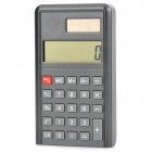 2-in-1 Calculator / Electronic Scale - Black + Silver (500g / 0.1g)