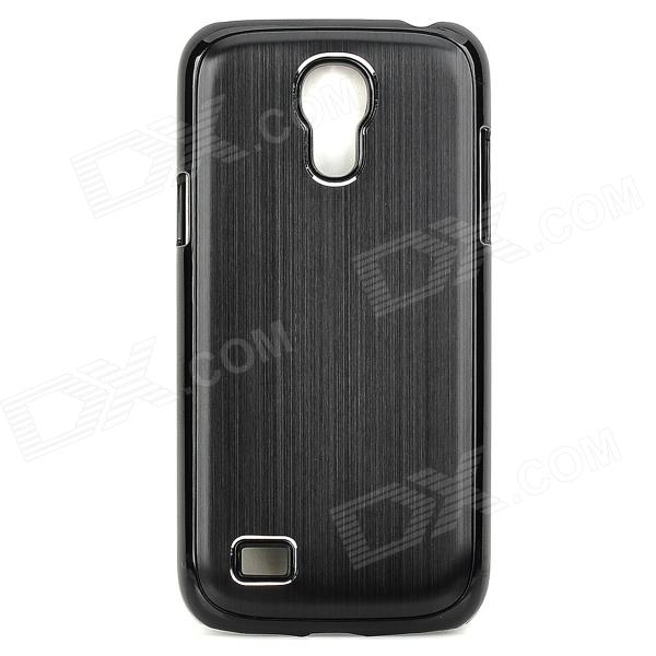 Stylish Protective Aluminum Alloy Back Case for Samsung Galaxy S4 Mini i9190 - Black от DX.com INT