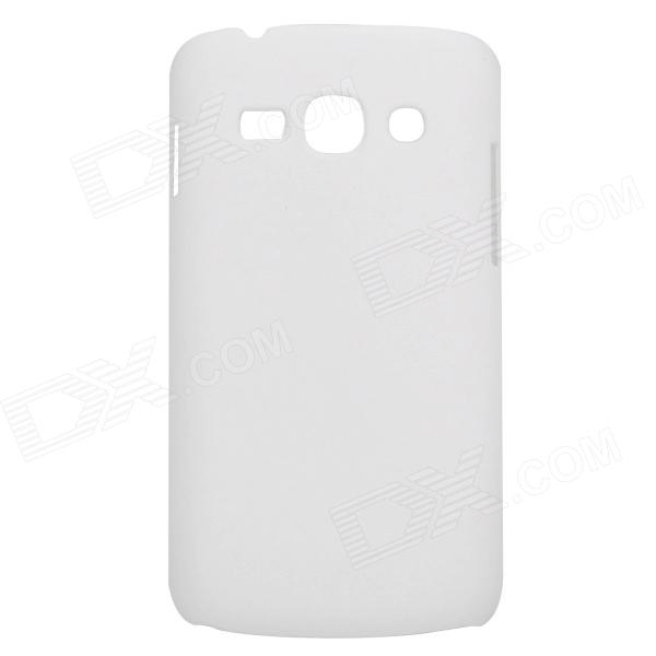 Simple Protective ABS Back Case for Samsung Galaxy Ace 3 / S7272 / S7275 / S7270 - White