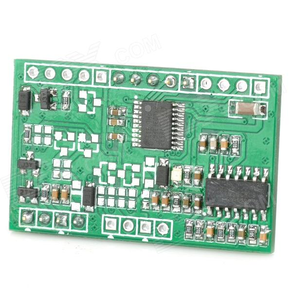 125K RFID Card Reader Module / Non-Contact RF ID Card Module for Arduino - Green new 125khz rfid reader em4100 tk4100 usb proximity id em rfid card reader no drive for access control
