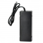 EU Plug AC Power Adapter for Xbox 360 E - Black (100~240V)