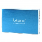 "Leyou LY-980 Dual USB ""12800mAh"" Mobile Power Bank - Blau"